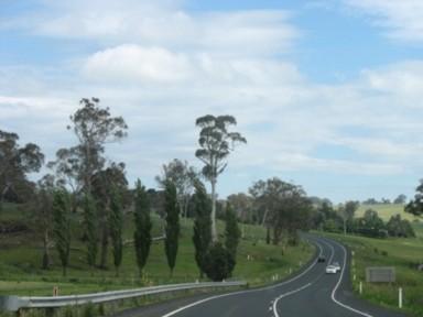 road toOrange